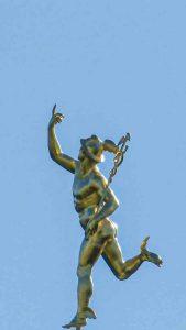 Hermes Trismegistos Götterbote