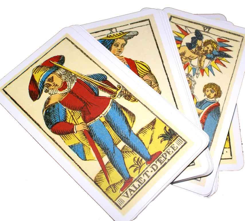 Tarot Symbole Meditation