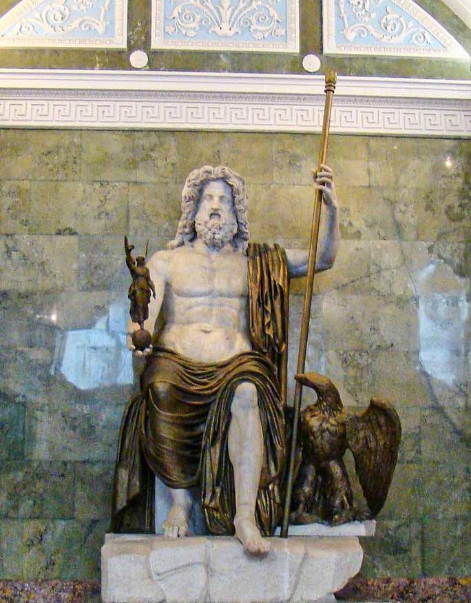 griechisch götter hermetik