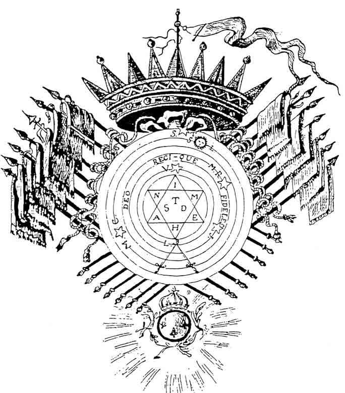 Einweihung Rosenkreuzer Martinisten