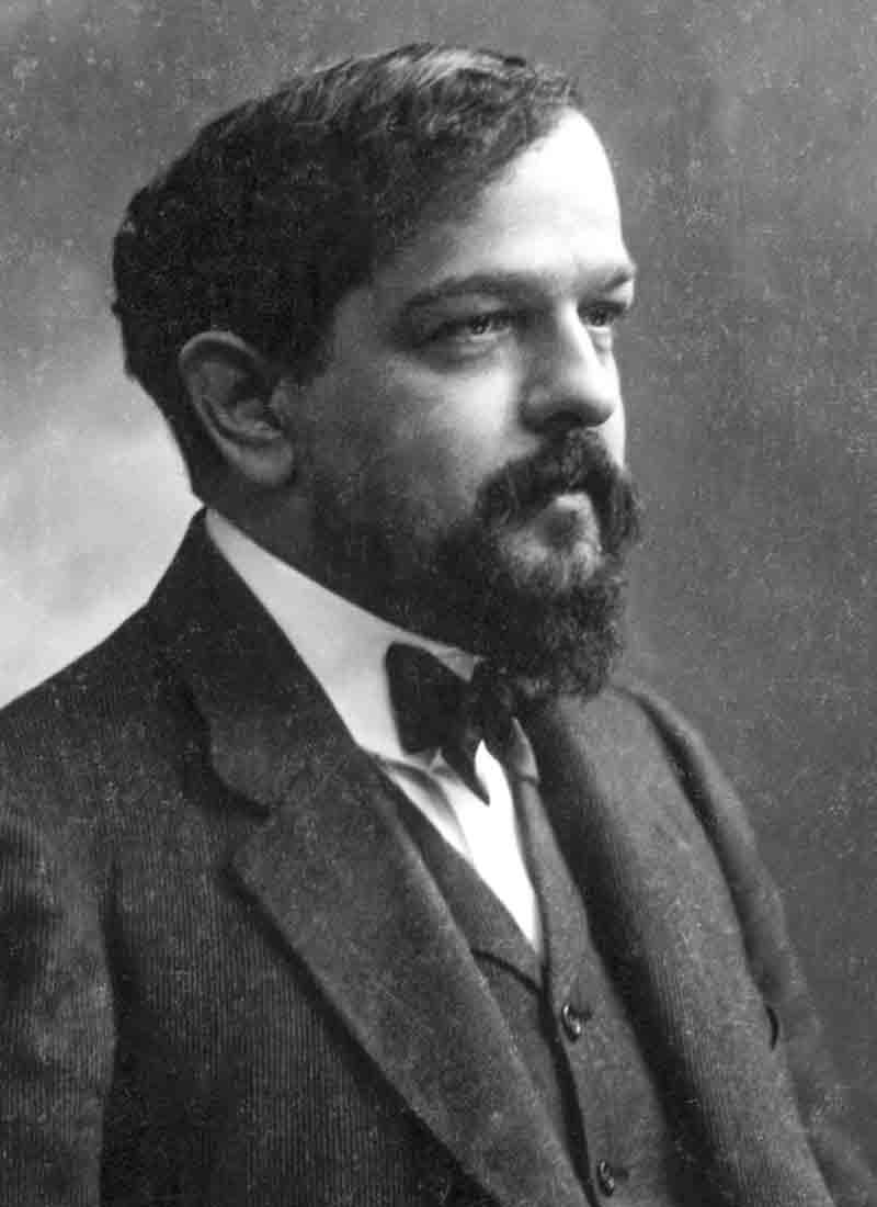 Claude Debussy Esoterik geheimbund