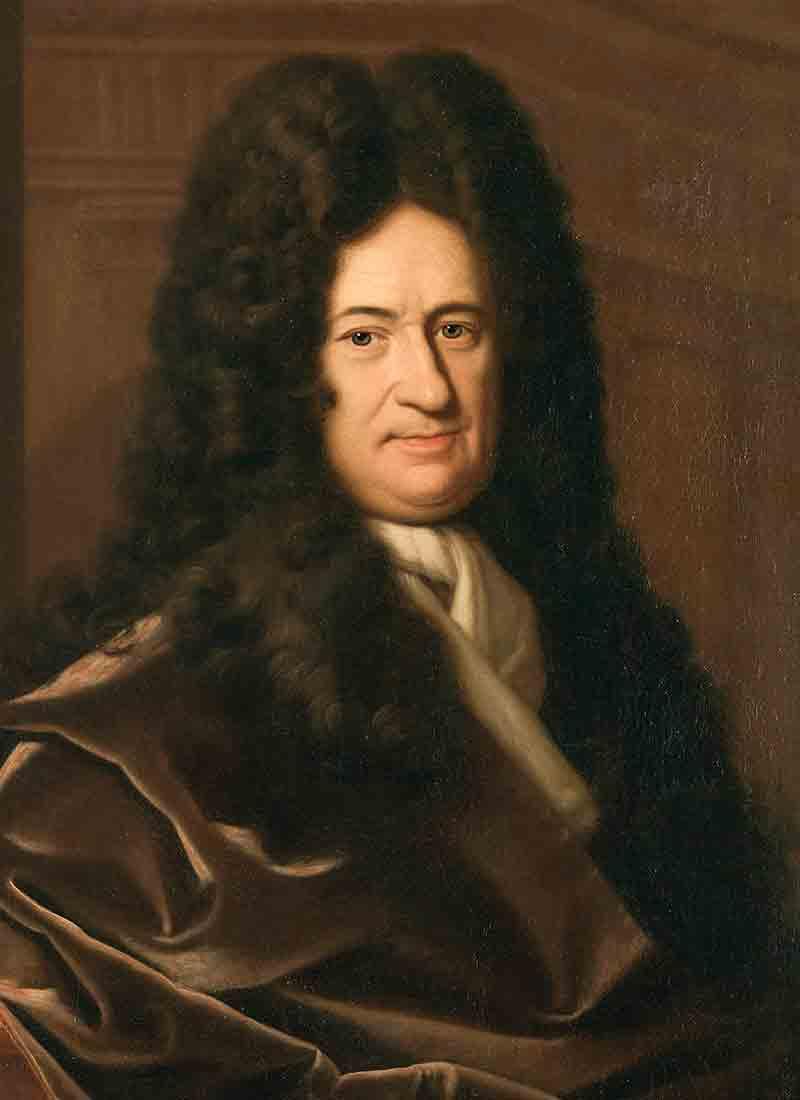 Gottfried Leibnitz rosenkreuzer geheimbund