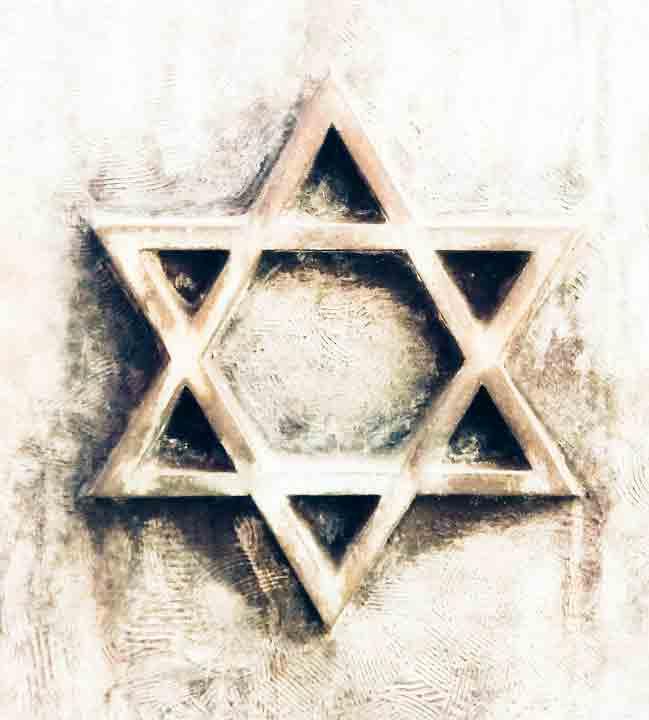 hexagramm symbol magie