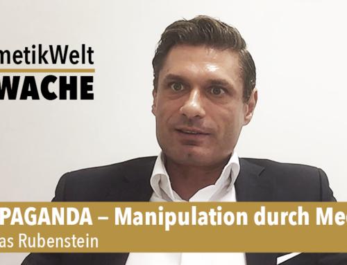 Dr. Elias Rubenstein: PROPAGANDA – Manipulation durch Medien [mit Video]