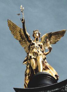 der heilige Schutzengel