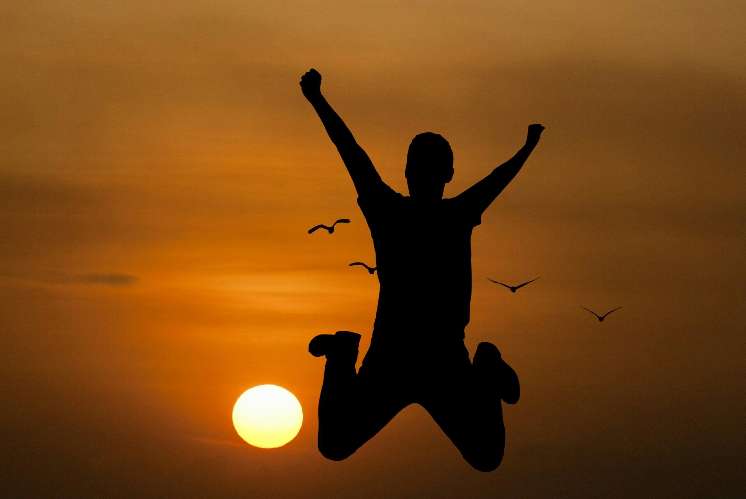 Glück und Sinnfindung als Ergebnis der geistigen Entfaltung